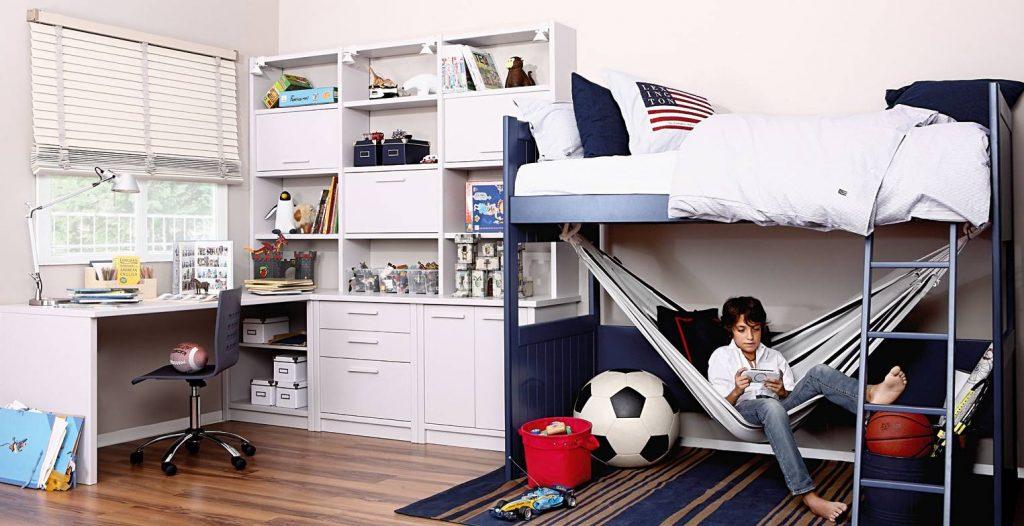 como decorar los dormitorios de los niños