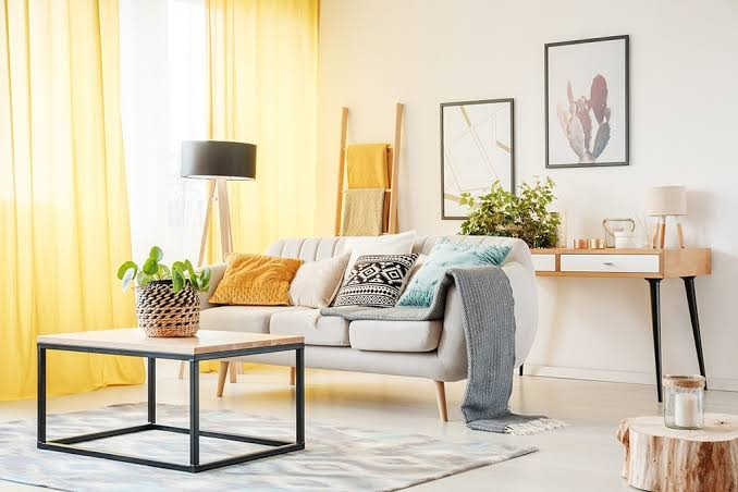 separar los espacios de tu hogar