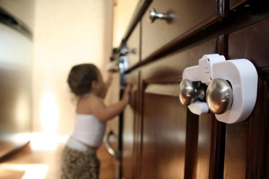 seguridad para un departamento con niños