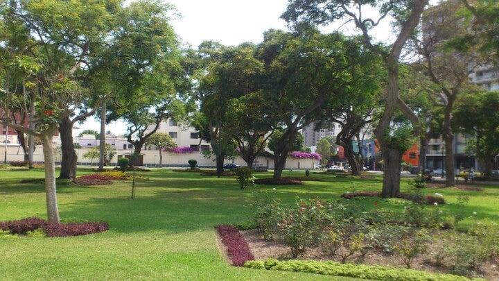 parque combate de abtao en san isidro