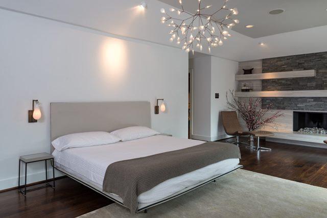 tipo de luz para dormitorios